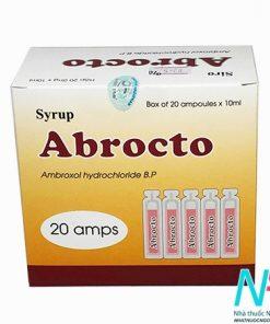thuốc ABROCTO