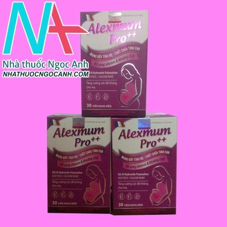Alexmum Pro++