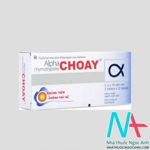 Alpha Choay Sanofi giá bao nhiêu