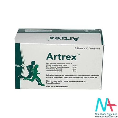 Thuốc Artrex là thuốc gì