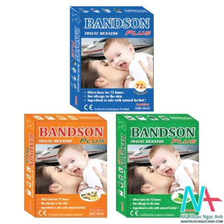 Bandson Plus-