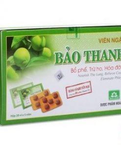 Viên ngậm Bảo Thanh