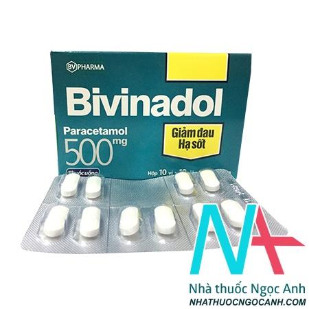 Bivinadol mua ở đâu