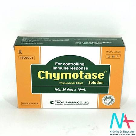chymotase