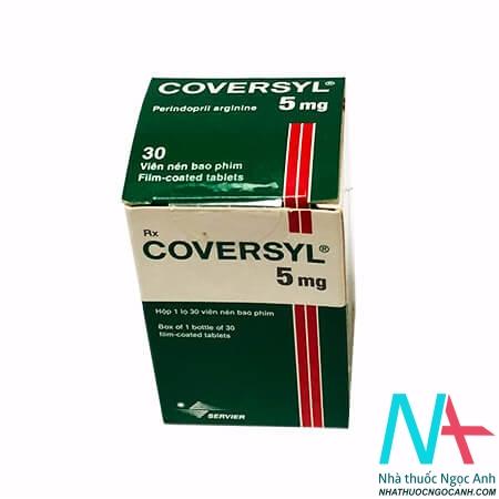 ThuốcCOVERSYL® 5mg