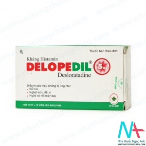Thuốc Delopedil