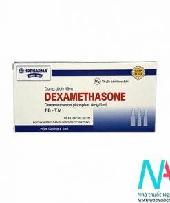 Thuốc Dexamethason tiêm