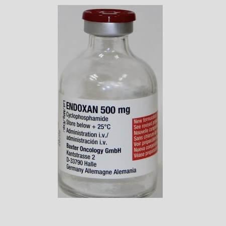 endoxan cyclophosphamide