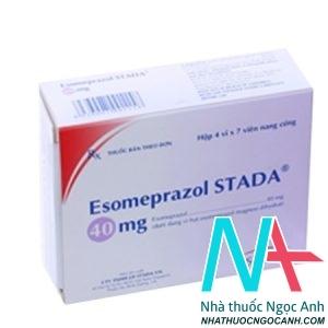 thuốc Esomeprazole 40mg