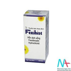 thuốc FEXIHIST
