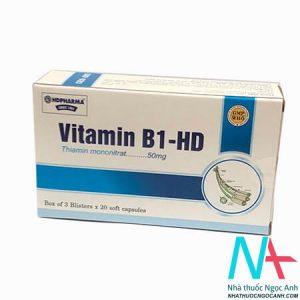 Thuốc Vitamin B1-HD