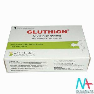 thuốc gluthion 600