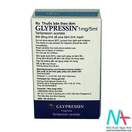 Glypressin