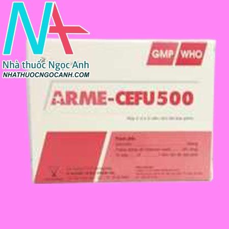 Arme – Cefu 500