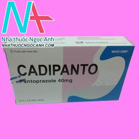 Thuốc Cadipanto