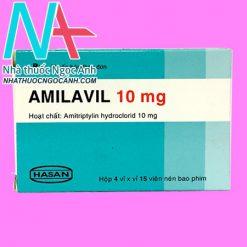 Hộp thuốc Amilavil