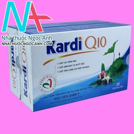 Hộp thuốc Kardi Q10
