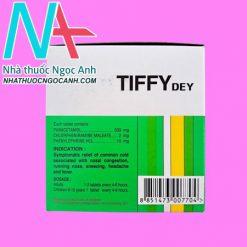 Tiffy Dey