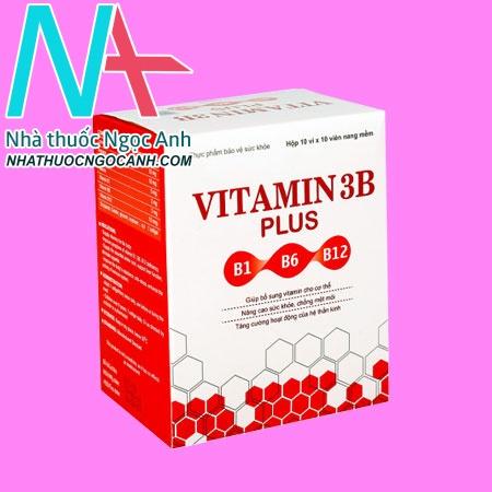 Vitamin 3B plus