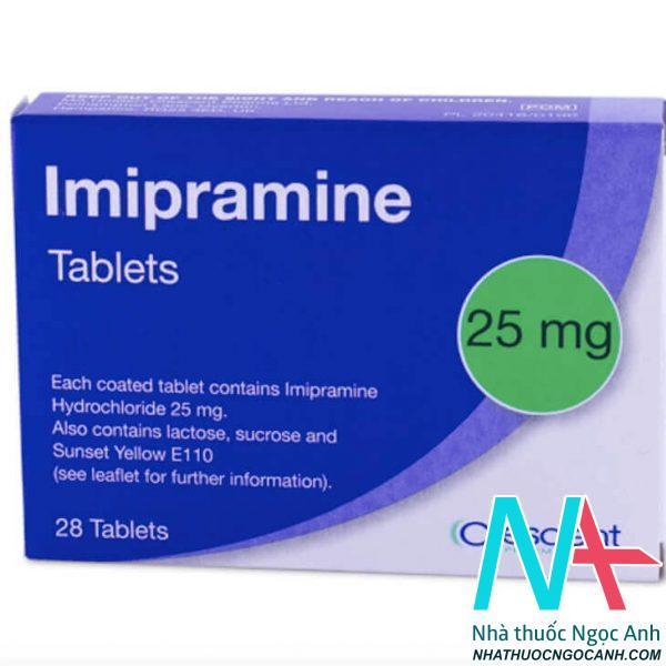thuốc imiparaine 25mg