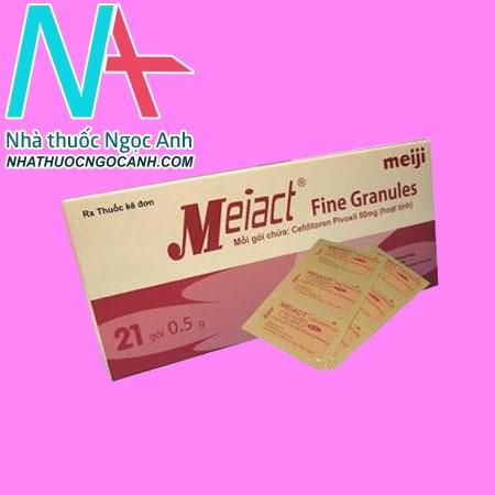 Meiact fine granules