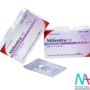 Thuốc Mifentras-10