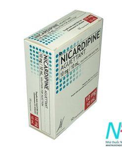 NICARDIPINE AGUETTANT
