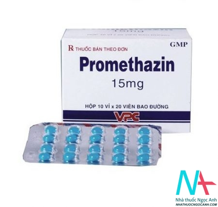 Thuốc Promethazin