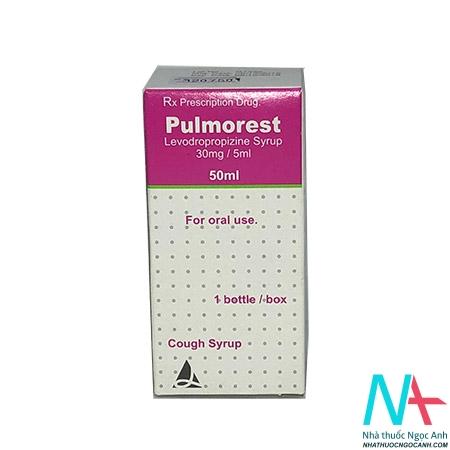 thuốc PULMOREST