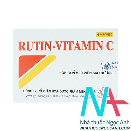 Rutin Vitamin C