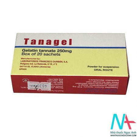 Thuốc bột Tanagel