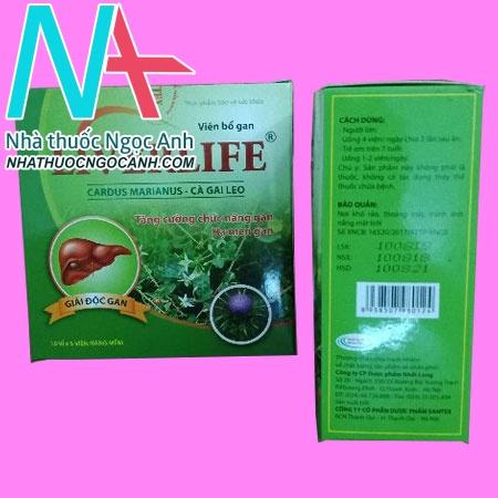 Thực phẩm chức năng LiverLife