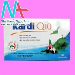 Thuốc Kardi Q10