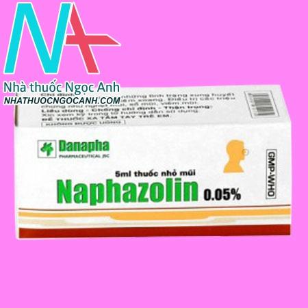Naphazolin 0.05%