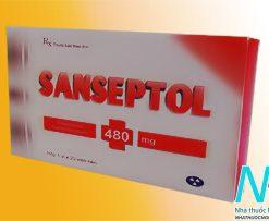 thuốc Sanseptol