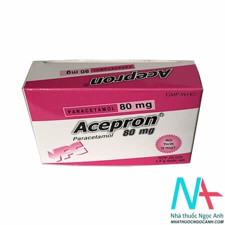 Acepron 80mg