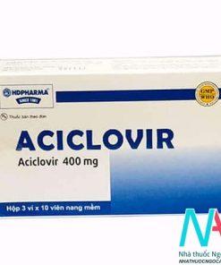 thuốc ACICLOVIR