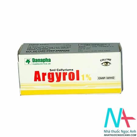 ARGYROL 1%