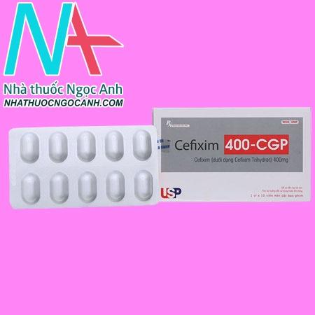 Cefixim 400-CGP