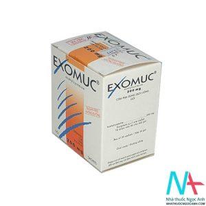 thuốc exomuc
