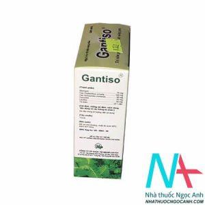 thuốc gantiso