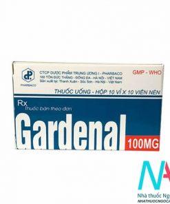 gardenal 100mg