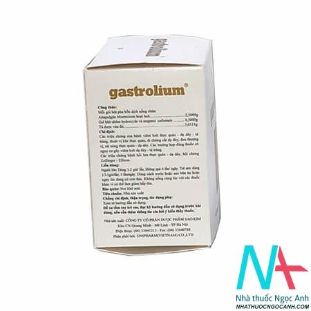 Hộp thuốc Gastrolium