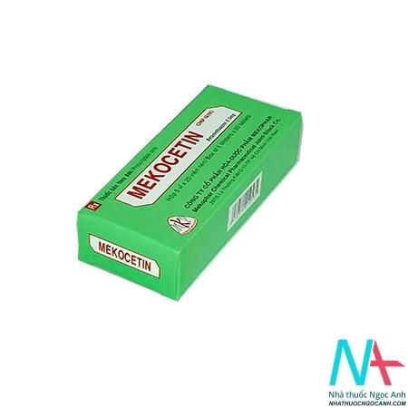 Thuốc Mekocetin