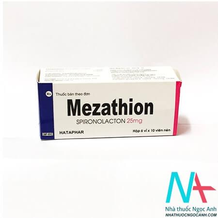 Thuốc MEZATHION