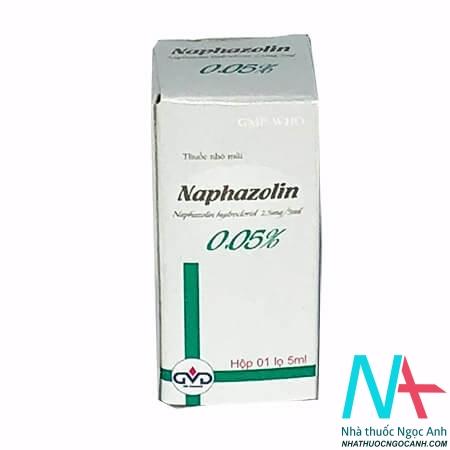 Naphazolin 0,05%