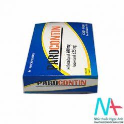 thuốc Parocontin