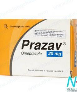 thuốc prazav