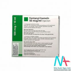 Fentanyl-hameln 50 mcg/ml Injection