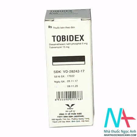 Thuốc Tobidex